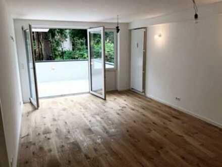 Villenviertel in Bonn Bad Godesberg; neuwertige Wohnung mit Terrasse, tolle Lage