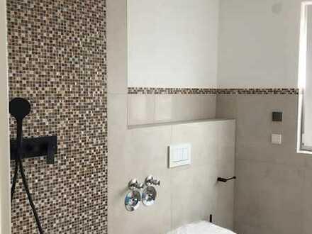Erstbezug mit Einbauküche und Balkon: exklusive 3-Zimmer-Wohnung in Dettingen an der Erms