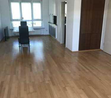 4-Zimmer-Wohnung mit Balkon und Einbauküche in Augsburg
