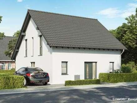 Schönes Einfamilienhaus mit Keller in guter Lage