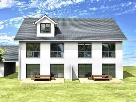 Wir Bauen ihr Traumhaus |Sonnige Doppelhaushälfte in ruhiger Lage | Freie Planung