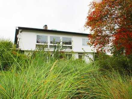 Haus bzw. Bungalow mit großem Garten zum Verlieben im vorderen Odenwald