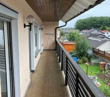 Große und helle 5-Zimmer-Maisonette-Wohnung in Bestlage im Ortsteil Nidda-Harb (ohne Provision)