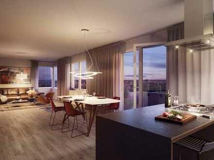 Anspruchsvolles Qualitätsniveau mit hochwertiger Ausstattung! 3-Zi.-Wohnung auf 106 m² Wohnfläche