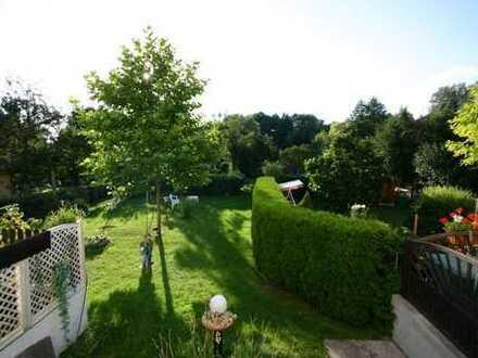 Altlandsberg bei Neuenhagen. Idyllischer Traum mit Terasse und eigenem Garten, ruhig und doch zentra