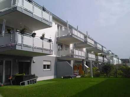 Schöne 2-ZKB im EG mit Garten und Terrasse in Mering