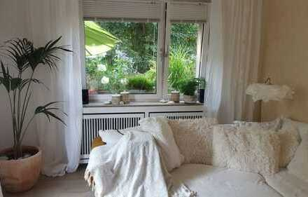 Nähe Wiesental, Komfortable 6,5 Zimmer-Wohnung direkt am Dürertal zu vermieten