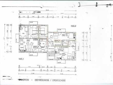 Gepflegte Wohnung mit zwei Zimmern und Balkon in Waldbronn