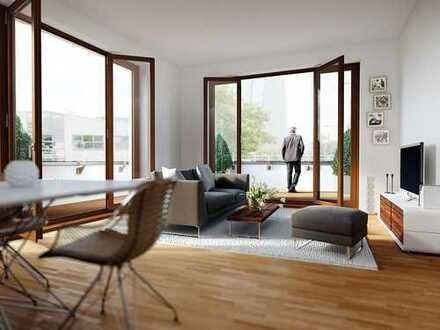 Attraktives Penthouse über den Dächern des Frankfurter Ostends