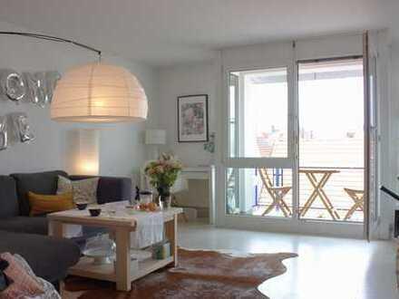 Stilvolle 2,5-Zimmer-Wohnung mit Balkon in Innenstadtlage