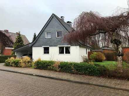Modernisiertes Einfamilienhaus mit Carport...