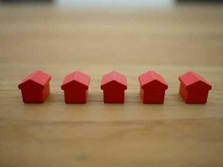 Bauplatz für Reihenmittelhaus im Neubaugebiet Anwandeweg (von privat)