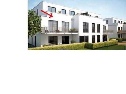Hochwertige-4-Zimmer-Wohnung mit Balkon und offener Einbauküche