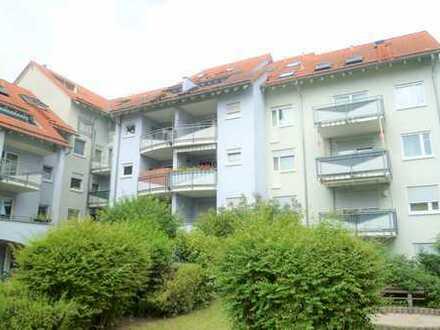 2-Zimmer-Wohnung in Kirchheim/Teck, mit 2 Balkonen, TG-Stellplatz und barrierefrei
