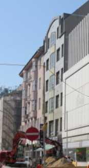 Karl-Marx-Str. modernes Bürogebäude zentrale Lage im Sanierungskern Neuköllns am Alfred-Scholz-Platz