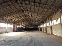 Rampenlager-Lagerhalle - Laut Plan B 1