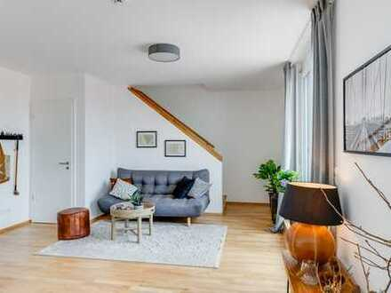 Traumhafte Maisonette-Wohnung für Singles und Paare mit Blick auf die Wilsdruffer Vorstadt!