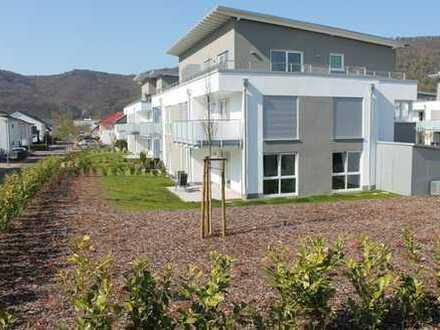"""3-Zimmer Mietwohnung (107 qm) mit Terrasse und eigenem Garten in Bad Kreuznach """"Rheingrafenblick"""""""