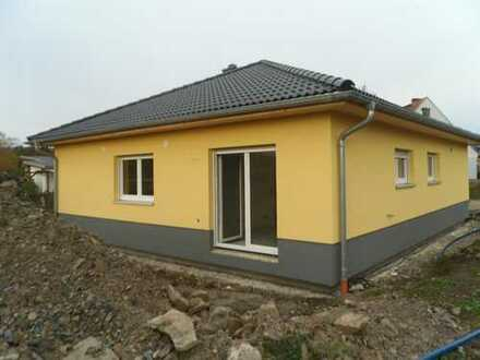 alles auf einer Ebene - BUNGALOW mit 90 m² Wohnfläche - 3 oder 4 Zimmer