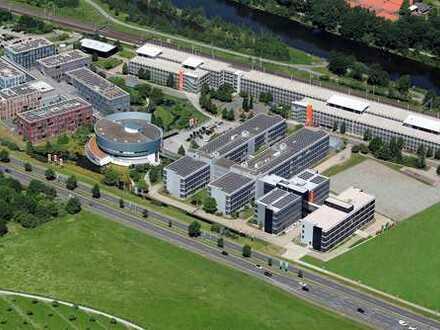 Repräsentative Büroflächen im InnovationsCampus Wolfsburg