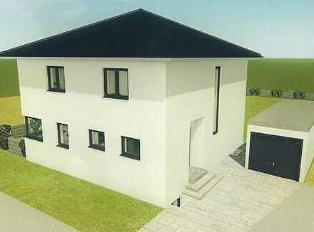 6050 - Neubau-Erstbezug! Einfamilienhaus mit Terrasse und Garten in Maximiliansau!