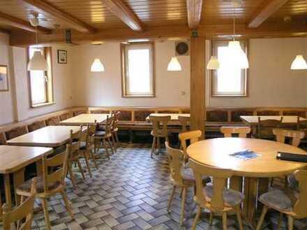 Mönchberg - Gewerbeanwesen mit Küche, Speiseraum, Aufenthaltsräumen und Aufzug