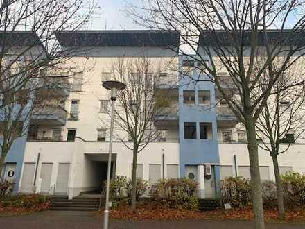 Penthouse über den Dächern von Arheilgen. Moderne 2 Zimmer ETW mit 2 Terrassen und TG, ruhige Lage!