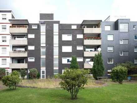 Schöne neu renovierte 36 m²-Wohnung mit Balkon