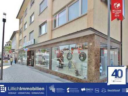 Repräsentatives Einzelhandelsobjekt direkt am Holzgrundplatz!