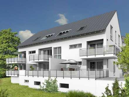 Eningen unter Achalm, Neubau 8- Familienhaus
