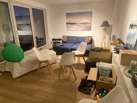 Super schöne, helle und ruhige zwei Zimmer Wohnung in der Stadtmitte Bensheim