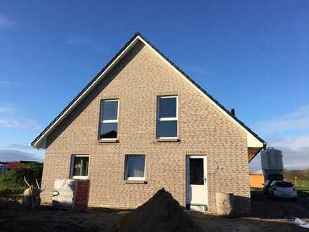 Schöne Doppelhaushälfte mit fünf Zimmern in Wanderup in Sackgassenendlage