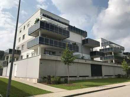2-Zi-Wohnung mit traumhaftem Ausblick