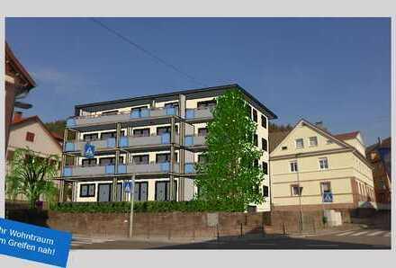 Attraktive Wohnungen in KfW-Effizienzhaus 55 - projektiert - Bad Wildbad - Calmbach