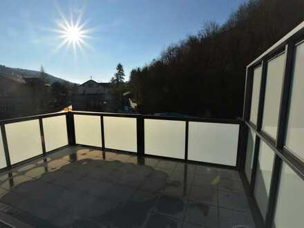 Helle 3-ZKBB Maisonette-Wohnung auf Neubauniveau mit toller EBK - Erstbezug ab sofort