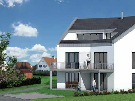 Attraktive neuwertige Wohnung mit Balkon
