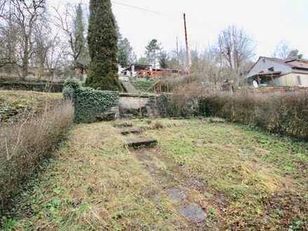 Gartenfreunde aufgepasst! Toller Südgarten, Wasseranschluss und Häussle!