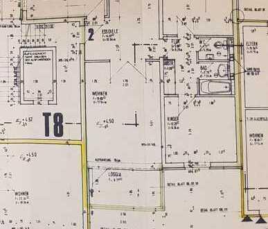 gut vermietete 3 1/2 Raum Wohnung mit Tiefgaragenstellplatz