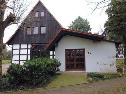 Modernes Fachwerkhaus in idyllischer Lage