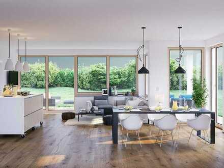 Einzigartige 237 qm-Gartengeschoss-Wohnung mit fast 360 qm Garten mit Sondernutzungsrecht