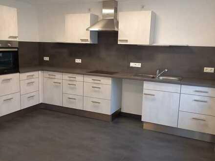Erstbezug mit Einbauküche und Balkon: freundliche 4,5-Zimmer-Wohnung in Aichstetten