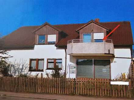 Gepflegtes 1-Zimmer-Apartement mit Balkon und EBK in Steinenbronn bei Stuttgart