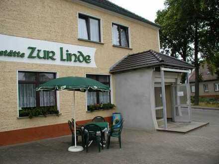 Schöne Dorfgaststätte und Pension mit Saal im lauschigen Schlaubetal!