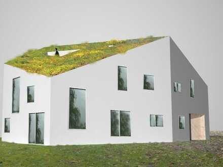 Modernes Doppelhaus direkt am Stadtwald (Sachsenhausen Süd) - Erstbezug, nur noch eine Hälfte frei!