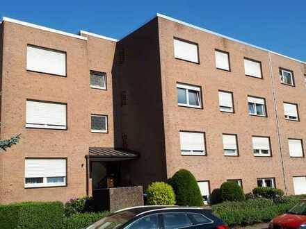 Bezahlbare 3-Zimmerwohnung im Erdgeschoss mit Balkon!