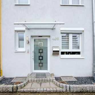 Sehr schönes gehobenes Reihenmittelhaus mit fünf Zimmern in Rhein-Neckar-Kreis, Mauer