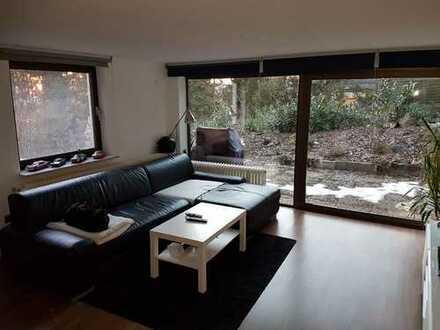 Gepflegte 2-Zimmer-Terrassenwohnung mit EBK in Niedenstein