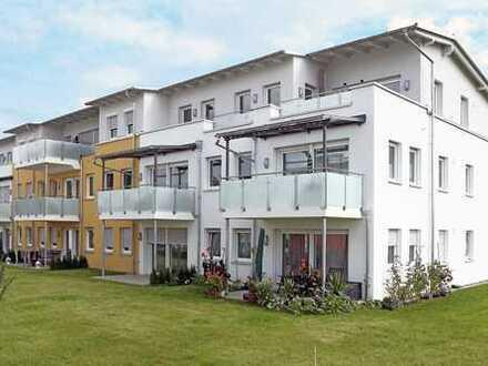 Sehr gepflegte 2 Zi-Wohnung im Betreuten Wohnen für Senioren, Gundelsheim