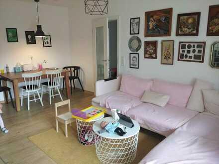 RESERVIERT: Wunderschöne helle 3-Zimmer Wohnung mit zwei Balkonen in TOP-Lage