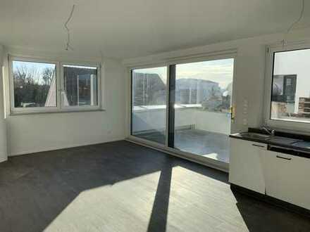 3,5 Zi-Wohnung mit XXL Dachterrasse mitten in Bad Friedrichshall